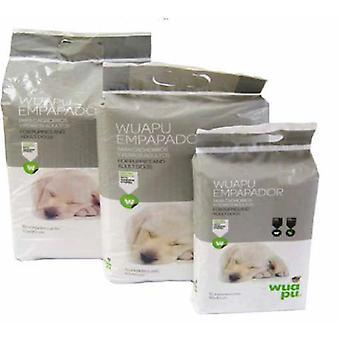 Wuapu WC-harjoitusmatoille (koirien trimmaus & hyvinvointia, uiminen ja jätehuolto)