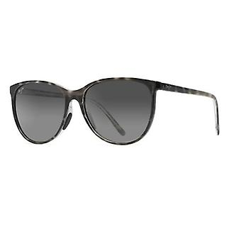 Maui Jim Ocean GS723 11S Grey Tortoise Stripe/Neutral Grey Sunglasses