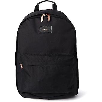 Rip Curl Dome Deluxe Rose Backpack باللون الأسود