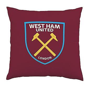 West Ham United FC Wappen gefüllt Kissen