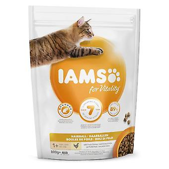 IAMS Adult Chicken Hairball (Cats , Cat Food , Dry Food)