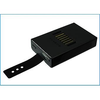 Batería para Unitech 1400-900001G 1400-900005G 1400-910005G HT680 PA690 PA692