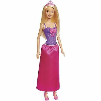 Barbie Hercegnő Baba Szőke Baba 30cm
