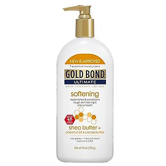 Gold bond ultimate softening skin therapy lotion, 14 oz