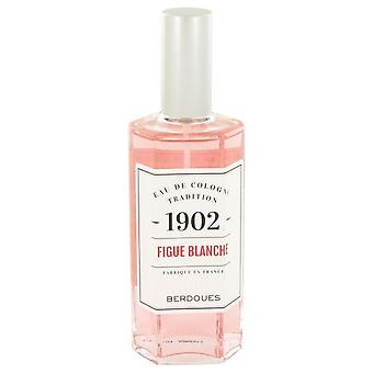 1902 figue blanche eau de cologne spray (unisex) by berdoues 533233 125 ml