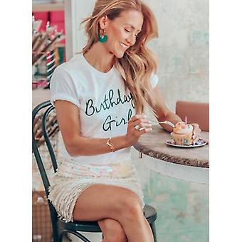 Birthday girl graphic tshirt