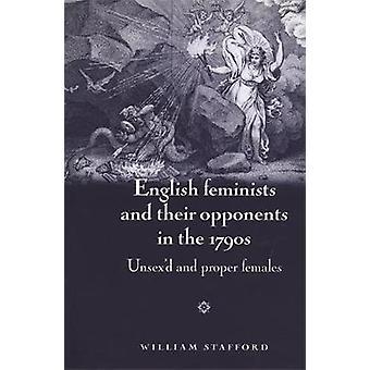 النسويات الإنجليزية وخصومهم في 1790s من قبل وليام ستافورد
