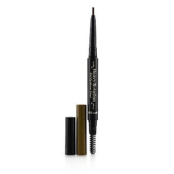 Heavy Rotation Gel Waterproof Eyebrow Liner - # 01 Natural Brown - 0.1g/0.004oz