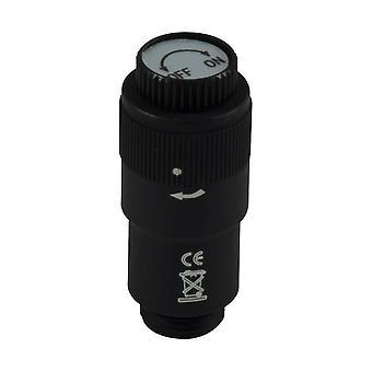 BRESSER Polsucherbeleuchtung für EXOS-2 Gewinde M12x1.0