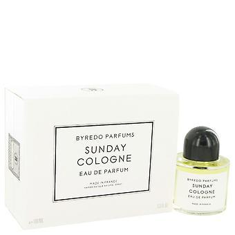 Byredo sunnuntai Kölnin Eau De Parfum Spray (Unisex) By Byredo 3,4 oz Eau De Parfum Spray
