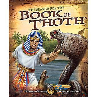 Search for the Book of Thoth by Cari Meister