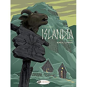 Islandia Vol 1 - Boreal Landing by Marc Vedrines - 9781849184342 Book