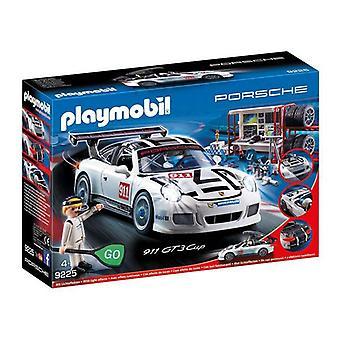 Auto mit Licht und Sound Porsche 911 Gt3 Cup Playmobil 9225