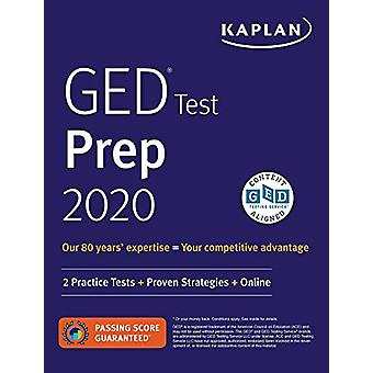 GED Test Prep 2020 - 2 Practice Tests + Proven Strategies + Online by