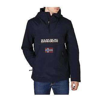Napapijri - Clothing - Jackets - RAINFOREST_NP0A4ECO1761 - Men - navy - S