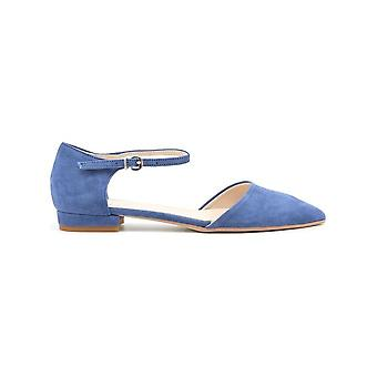 Made in Italia - Shoes - Ballerinas - BACIAMI-JEANS - Ladies - Blue - 39