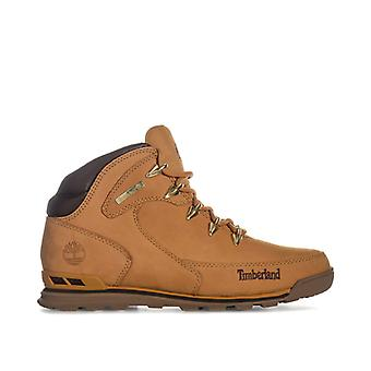 Stivali Timberland Euro Rock Hiker Boot in Brown