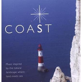 Music with Natural Sounds - Coast [CD] USA import