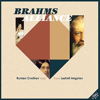 Brahms Alliance [CD] USA import