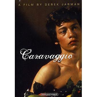 Caravaggio [DVD] USA import