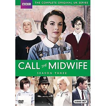 Bel de vroedvrouw: seizoen drie [DVD] USA import