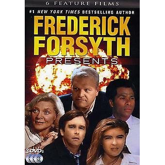 Frederick Forsyth Presents: 6 Movies [DVD] USA import