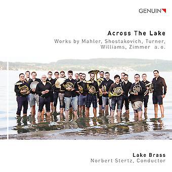 Across The Lake [CD] USA import