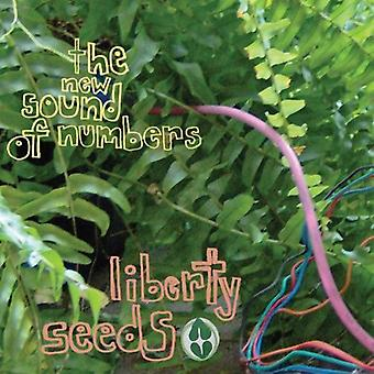 New Sound of Numbers - Liberty Seeds [CD] USA import