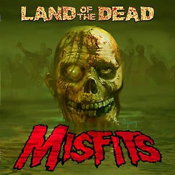 Misfits - Land of the Dead [Vinyl] USA import