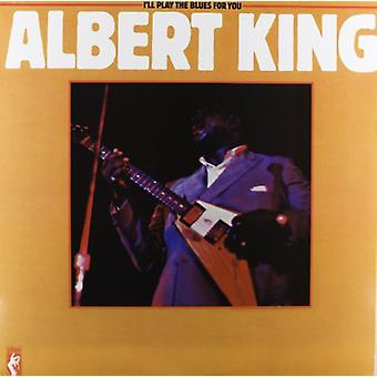 Albert King - I'Ll Play the Blues for You [Vinyl] USA import