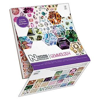 Papermania Gemmology 12x12 Inch Paper Pad