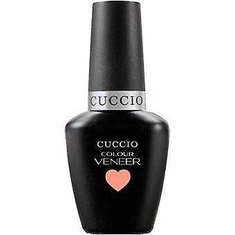 Cuccio Colour Cocktail Collection - Soak Off LED/UV Gel Polish - Long Island 13ML (6403-LED)