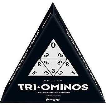 Games - Pressman Toy - Tri-Ominos: Deluxe New 4451-04