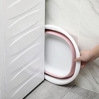 Bærbare Husholdningsartikler Plast Folding Håndvaske-vaskeri Badekar