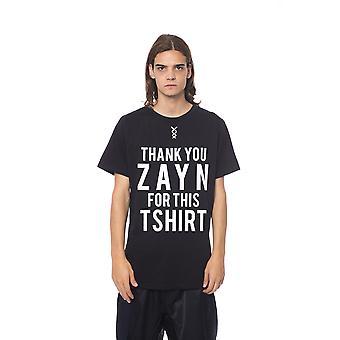 Nicolo Tonetto Nero Black T-Shirt NI679726-S