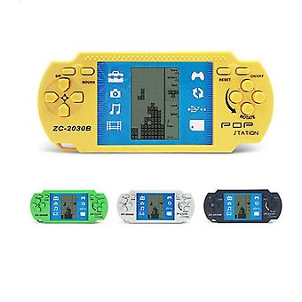 Clasic-childhood Tetris-handheld Game Players, Console Electronic Game (random