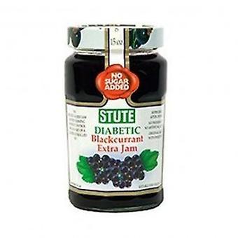 Stute - Diabetic Blackcurrant Jam 430g