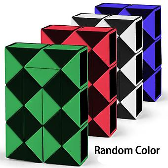 Infinity Magic Cube Office Flip Cubic Puzzle Stop Stress Reliever Autism Toys