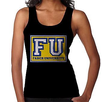 Animal House Faber University Women's Vest