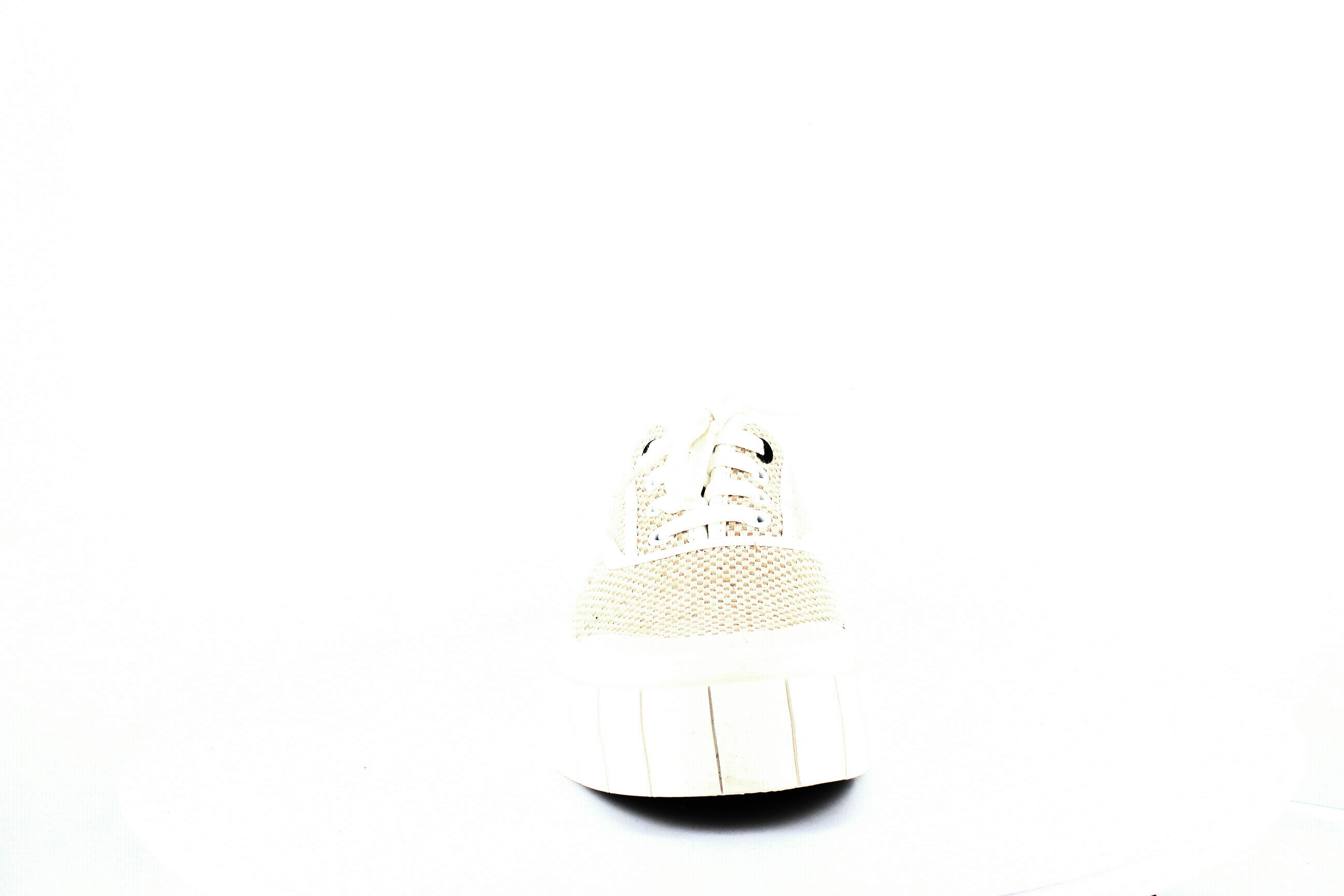 Good News | Woven Low-Top Platform Sneakers