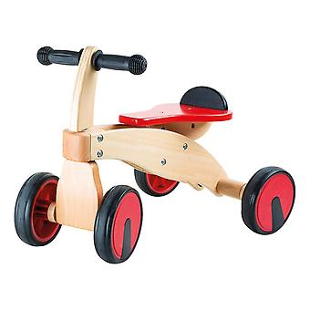 Legler Small Foot Red Racer Ride-on Wooden Kid-apos;s Toy Unisex (10233)