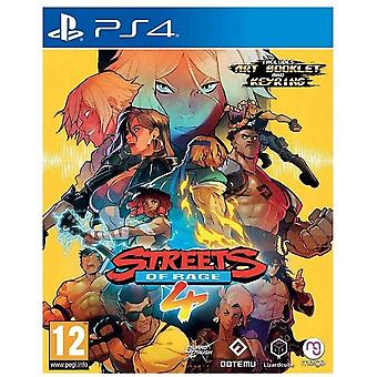 Streets of Rage 4 JEU PS4