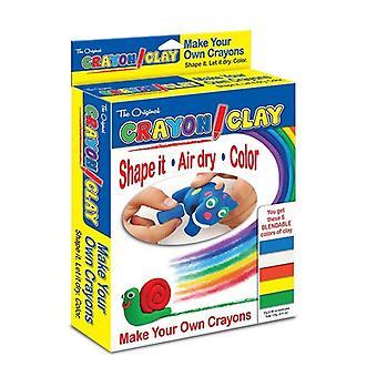 Krita Clay 25 Gram Gör din egen Kritor USA import