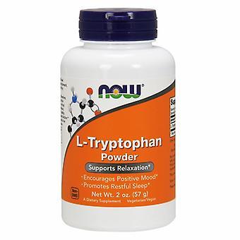 Maintenant Aliments L-Tryptophane, Poudre 2 oz