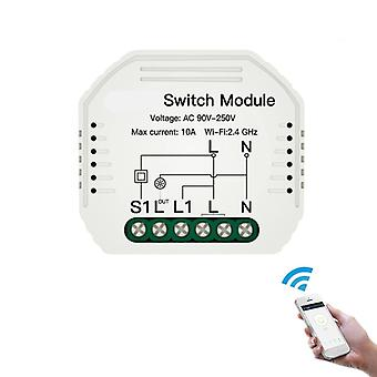 3.0 Smart Light Switch Module, Smartthings Required App Remote Control, Work