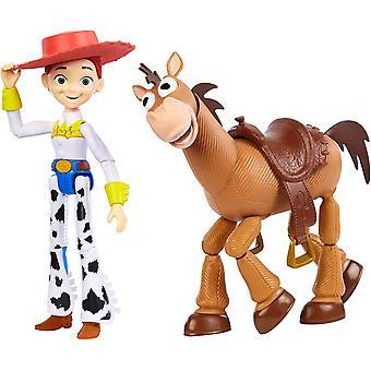 Děti Toy Story 4 - Jessie a Bullseye Dárkové Balení Dětské Toy