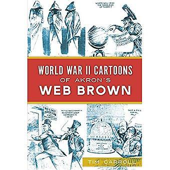 Verdenskrig Tegninger af Akron's Web Brown