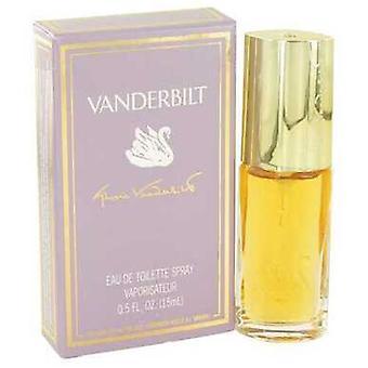 Vanderbilt By Gloria Vanderbilt Eau De Toilette Spray .5 Oz (women) V728-435382