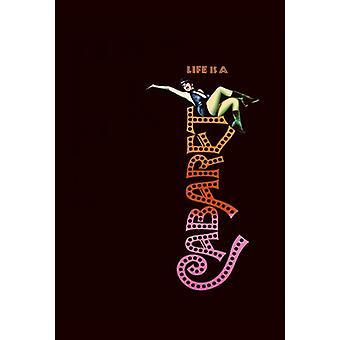 キャバレー映画ポスター (11 x 17)