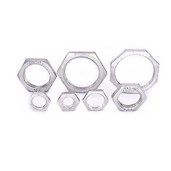 Pipe Fitting Stainless Steel Hex Nuts